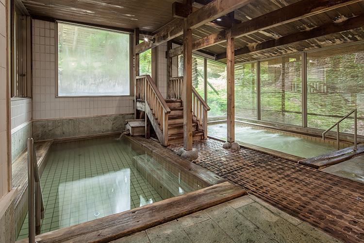 Hot Spring Bath Ajara SPA