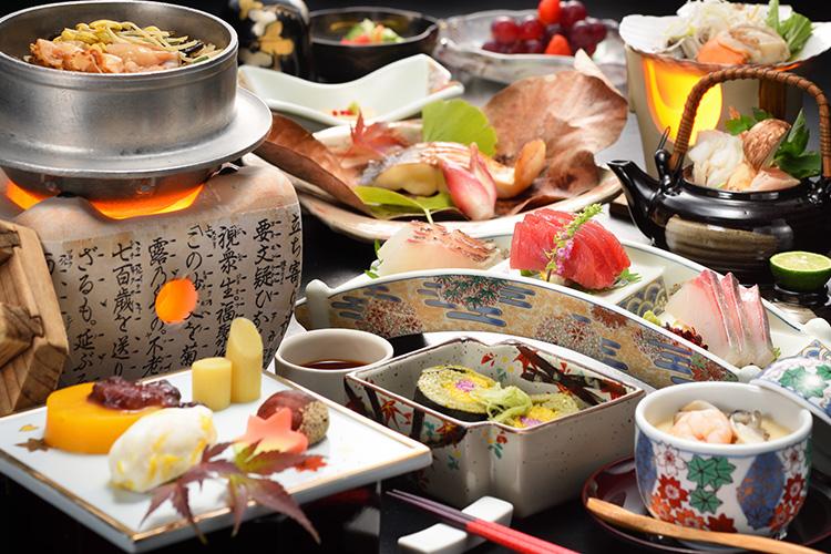 運用青森的大自然風情,<br /> 提供美味料理並打造出至高無上的用餐環境。