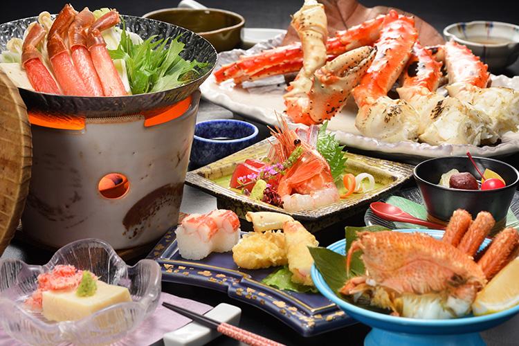 令人感動不已的美好滋味<br /> 青森酒莊飯店所提供的海鮮料理