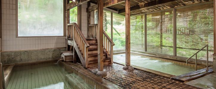 浴場 HIBA SPA(ヒバスパ)