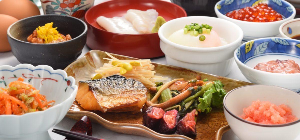 青森ワイナリーホテルの食事
