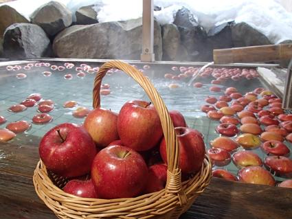 りんご風呂_01