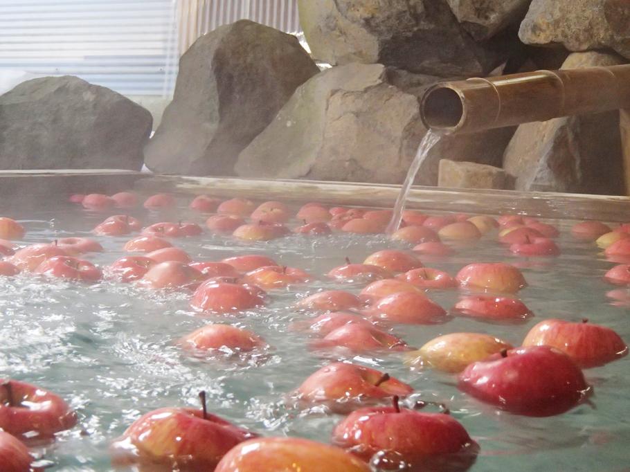 りんご風呂_02