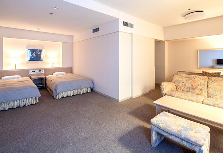 青森ワイナリーホテル 客室